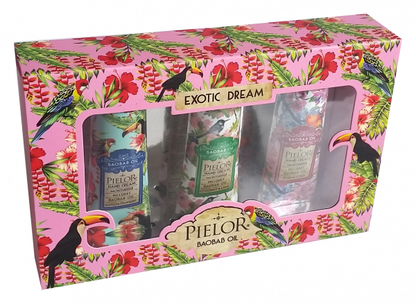 Handcreme Set Exotic Dream